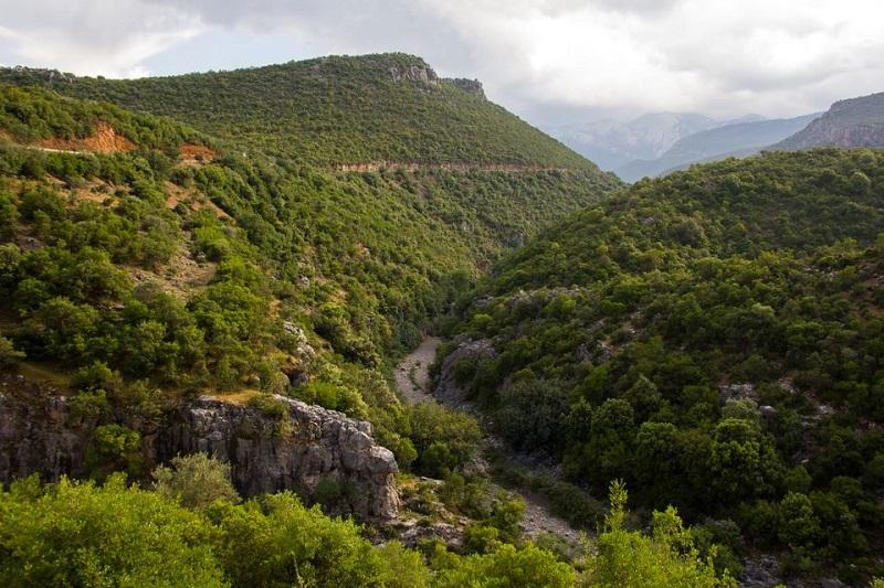 Zarmpanitsas Canyon