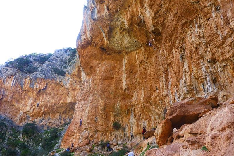 Leonidio Climbing Park